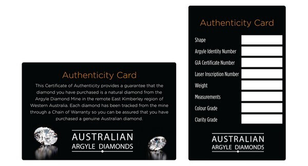 Argyle Diamonds at Maleny Jewellers